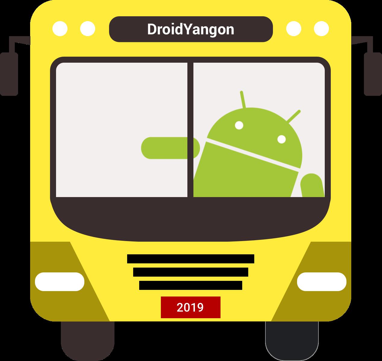 DroidYangon • July 9, 2019 • Yangon, Myanmar | DroidYangon
